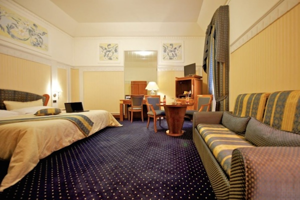 Patria Palace Hotel (5-stars - downtown hotel)