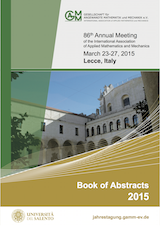 GAMM2015 Book of Abstracts