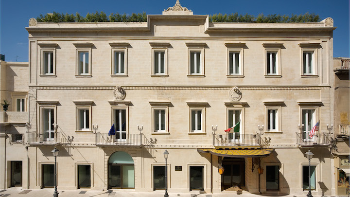 Risorgimento Resort (5-stars Luxury - downtown hotel)