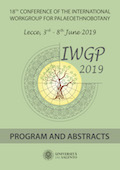 IWGP2019 Abstracts