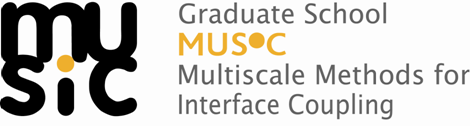 Graduate School Multiscale Methods for Interface Coupling